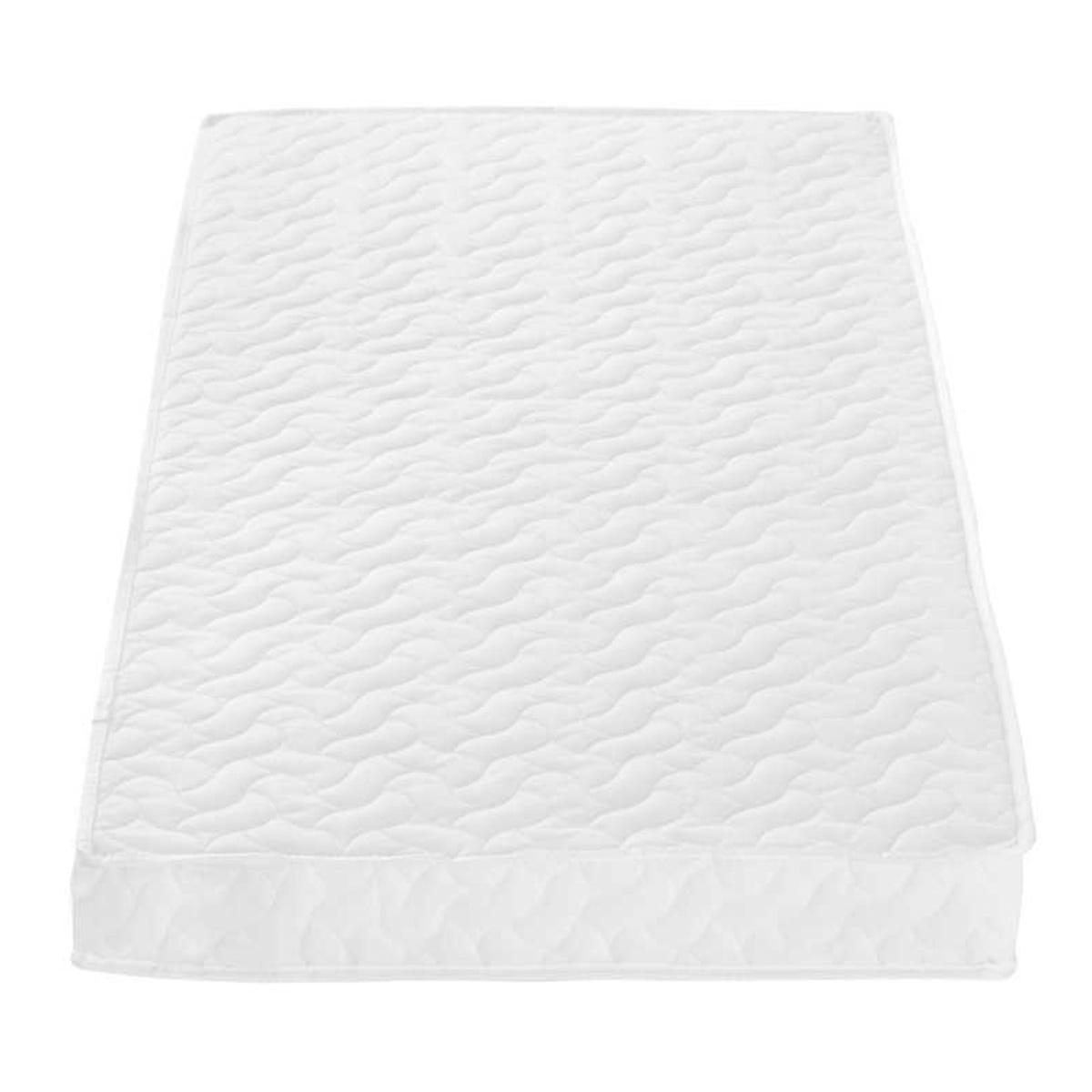 Tutti Bambini Pocket Sprung Cot Mattress (60 x 120cm) - White