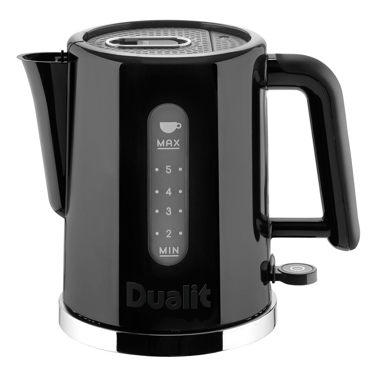 Igenix Dualit DA7212 Studio 1.5L Boil Dry Protected Kettle - Black