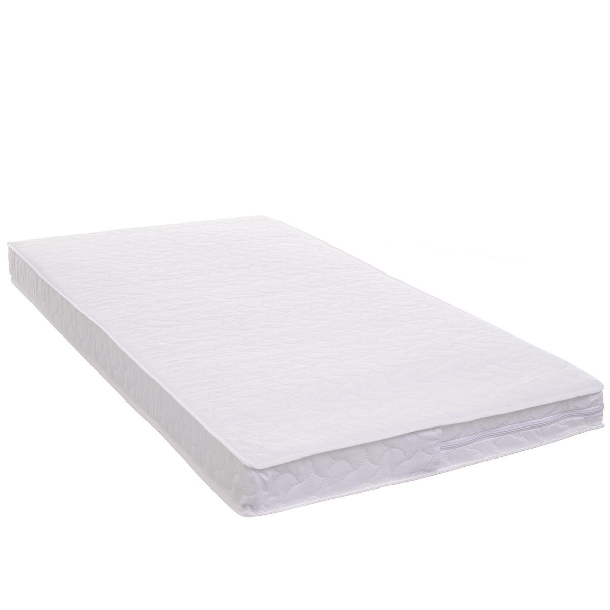 Obaby Pocket Sprung 140 X 70 Cot Bed Mattress