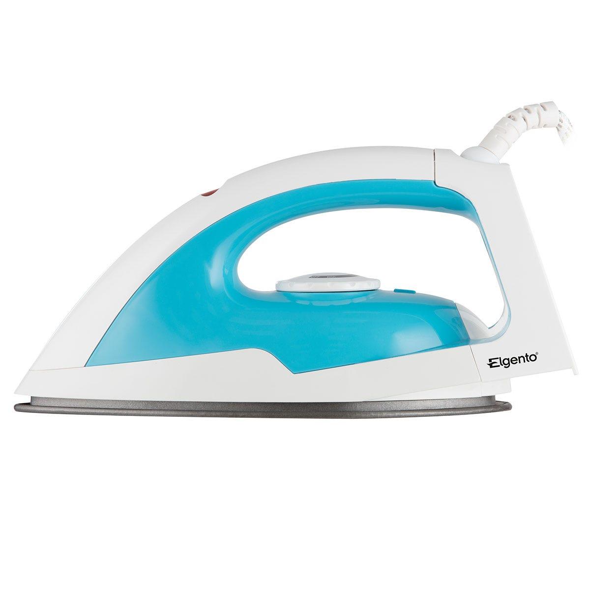 Image of Elgento 1200W Dry Iron - Blue