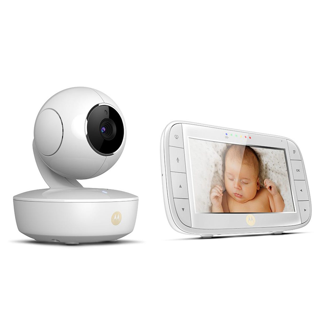 Motorola Digital Video Baby Monitor 5