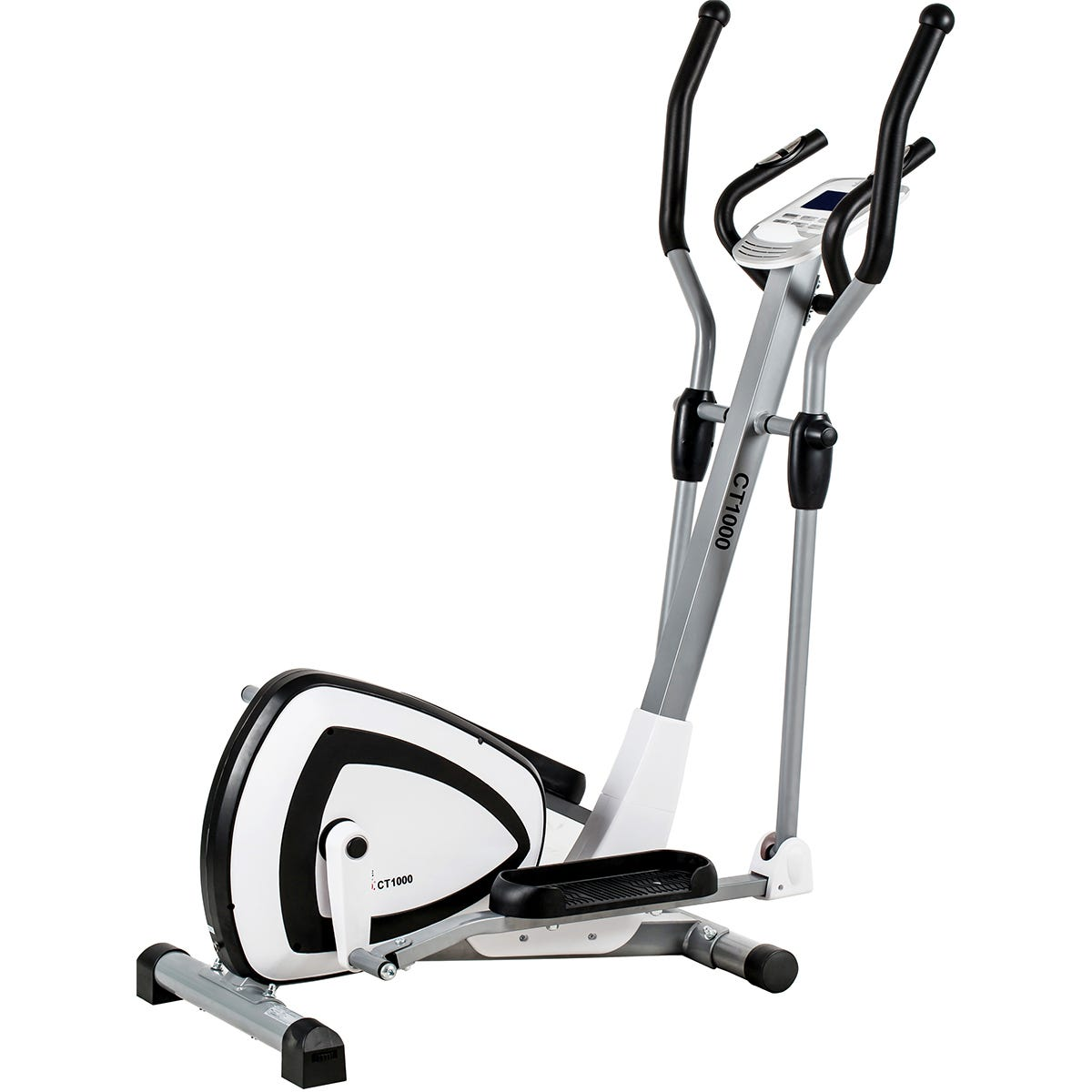 Motive Fitness MOTIVEfitness by UNO CT1000 Programmable Magnetic Elliptical Cross Trainer