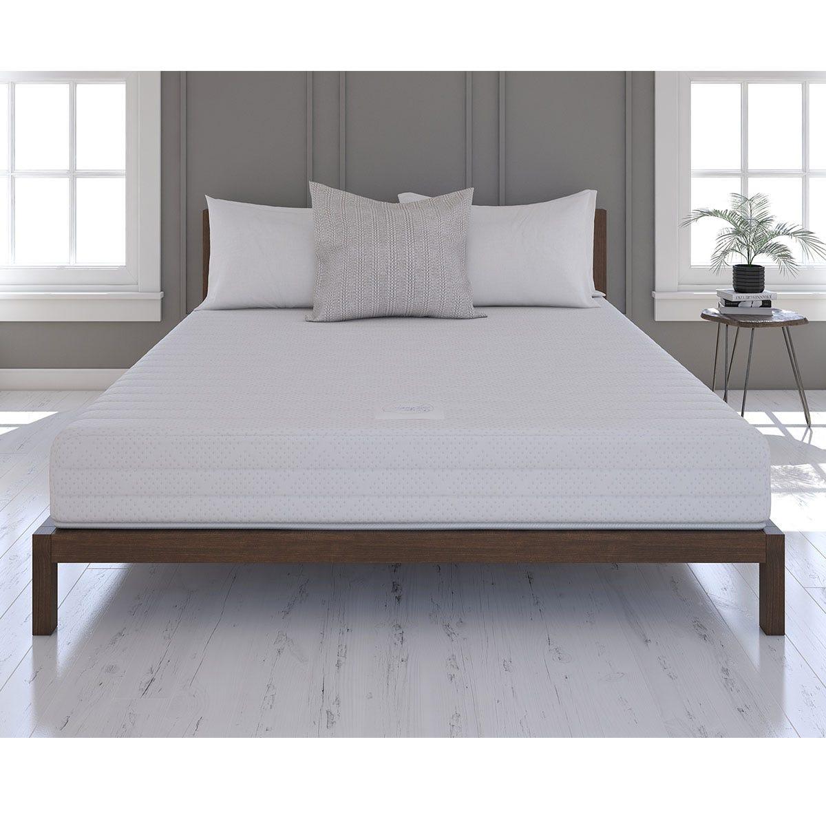 Signature Sleep Contour 8 Pocket Spring White Mattress - King