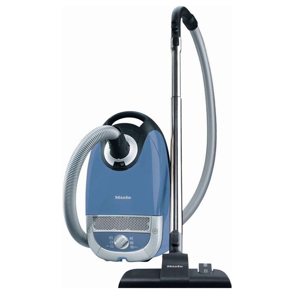 Miele C2 Complete Allergy Powerline Vacuum Cleaner - Blue