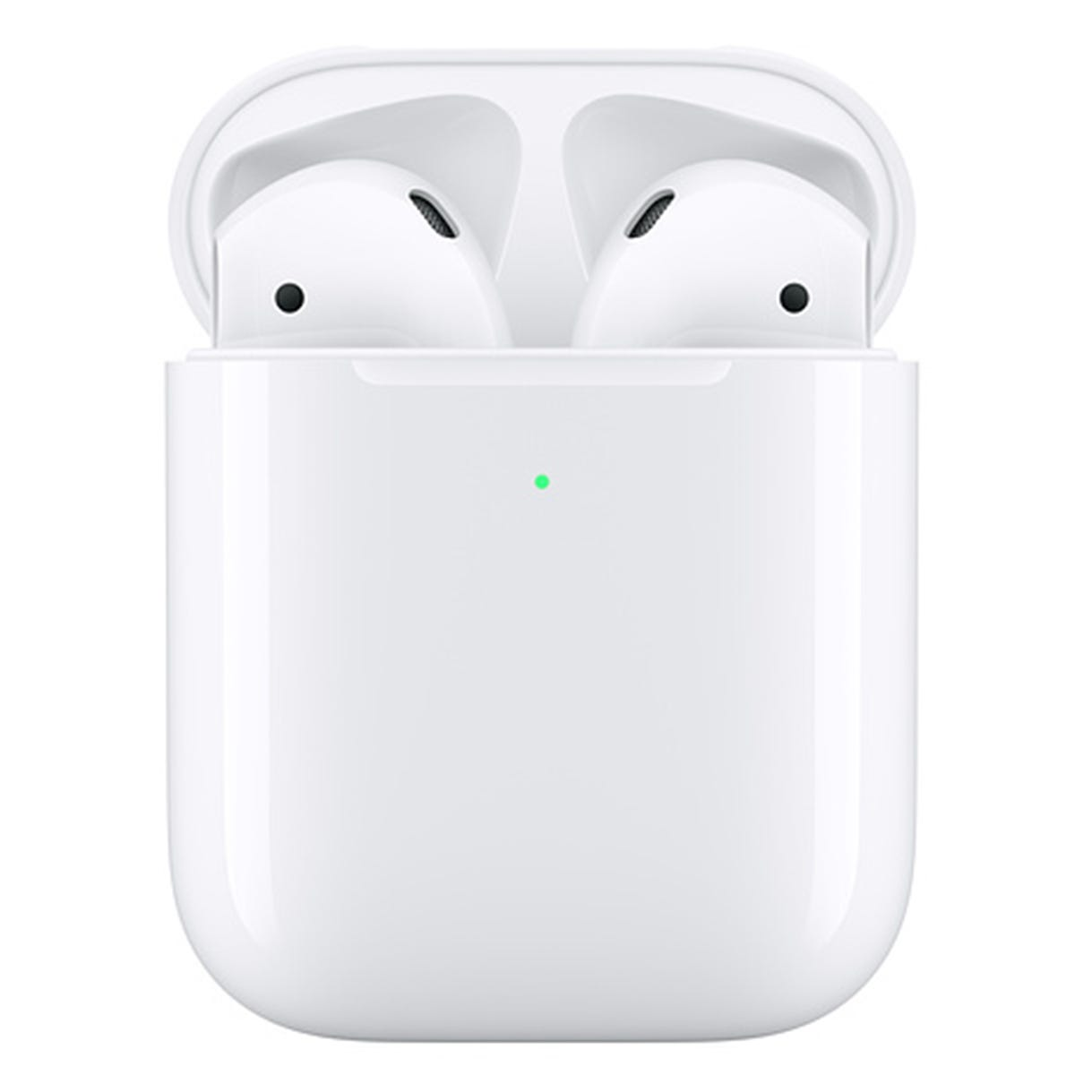 Apple AirPods with Wired Charging Case - White