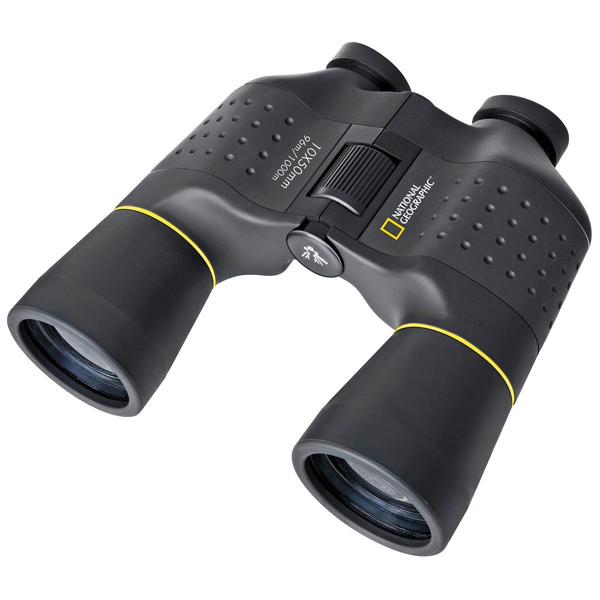 National Geographic 10 x 50 Porro Prism Binoculars
