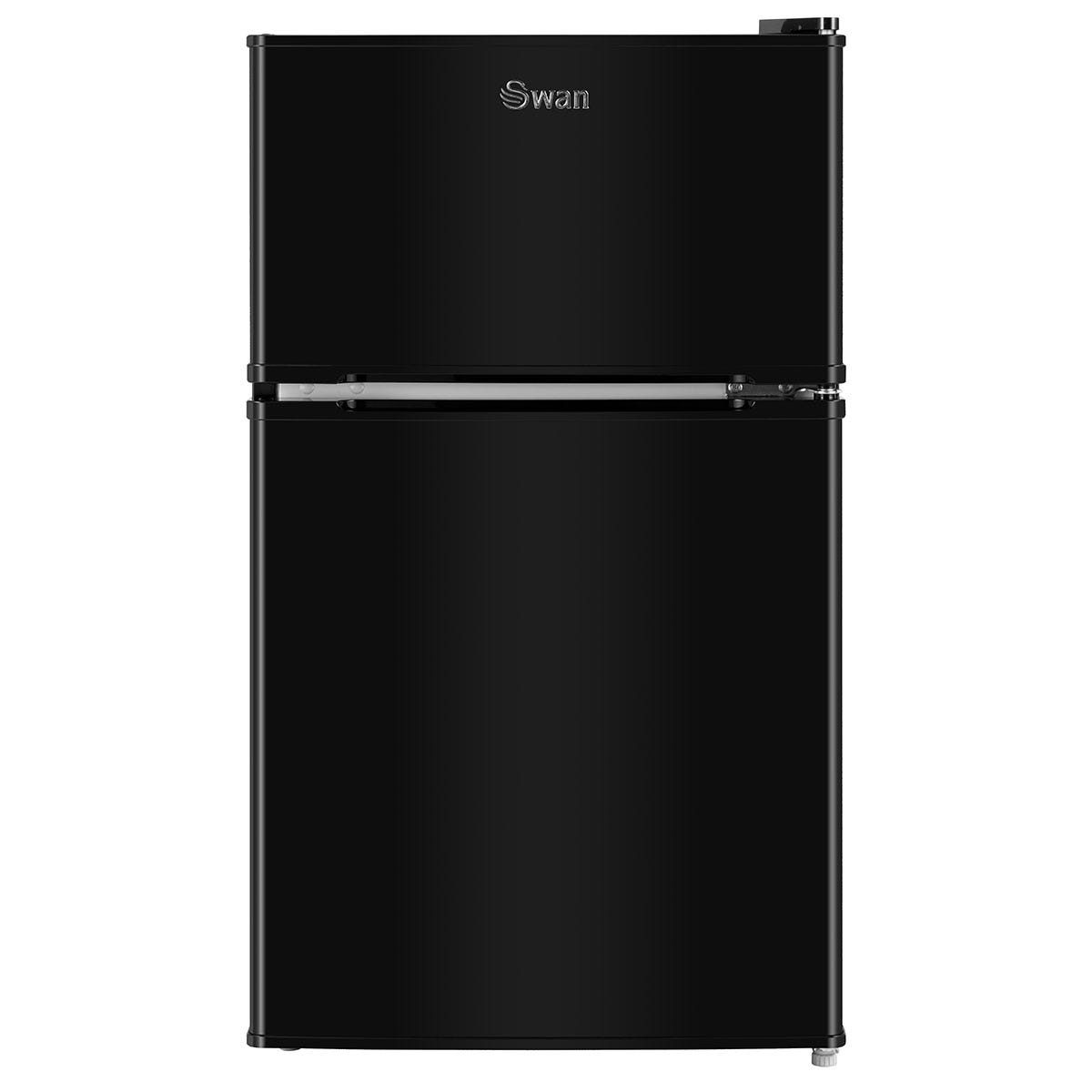 Swan SR75040BLKN 87L Under-Counter Fridge Freezer - Black
