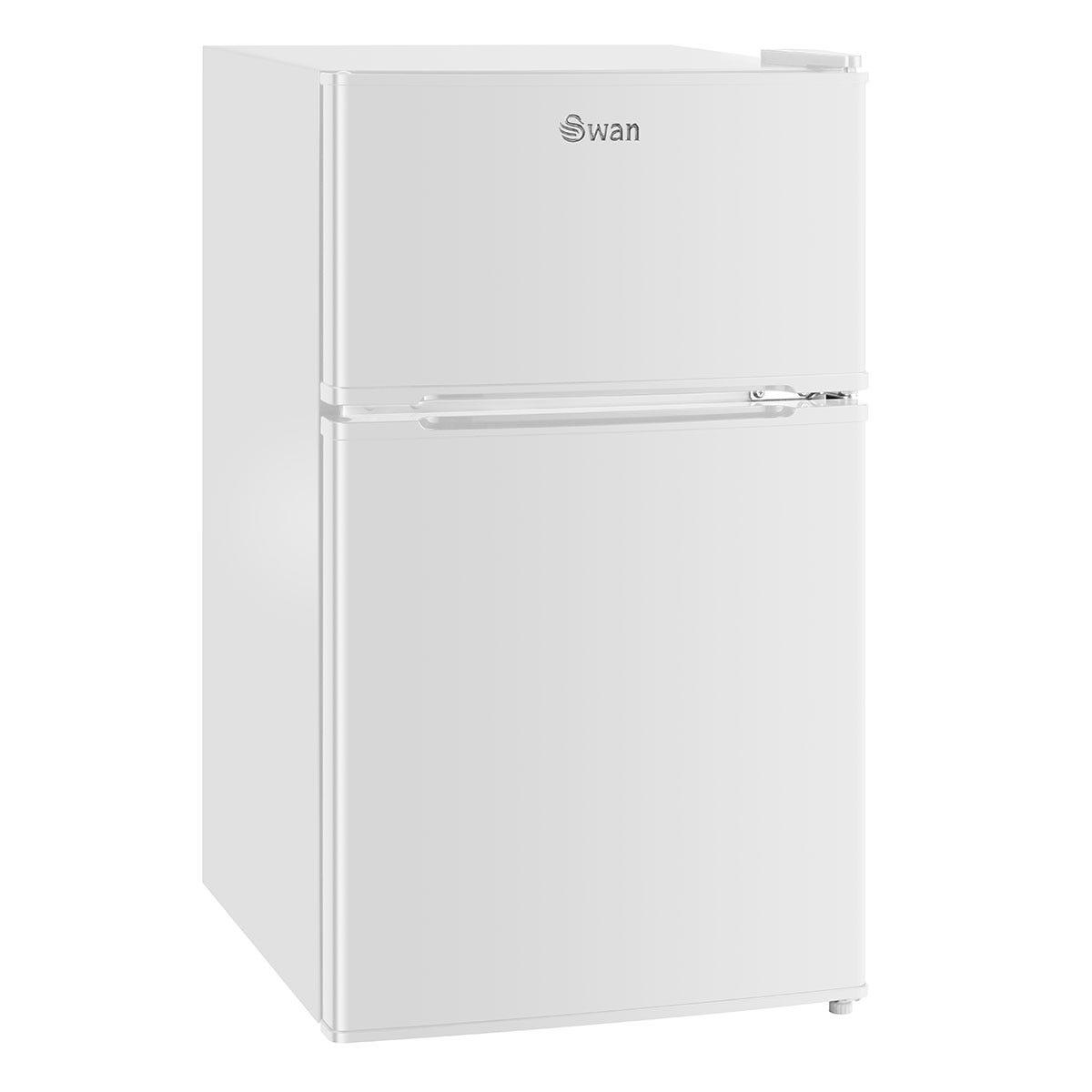 Swan SR75040WHTN 87L Under-Counter Fridge Freezer - White