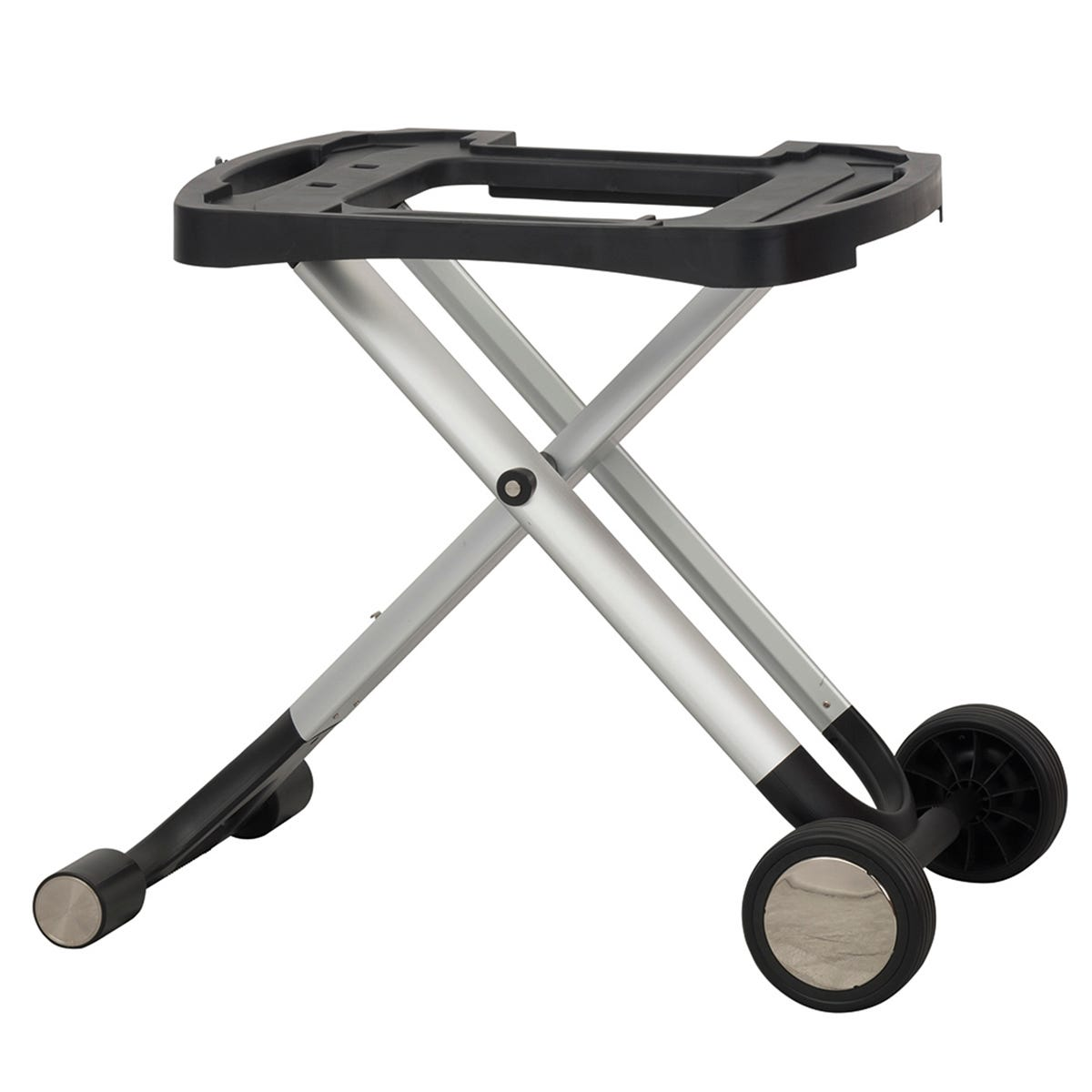 Universal Foldable Trolley for TEK Portable Gas BBQ