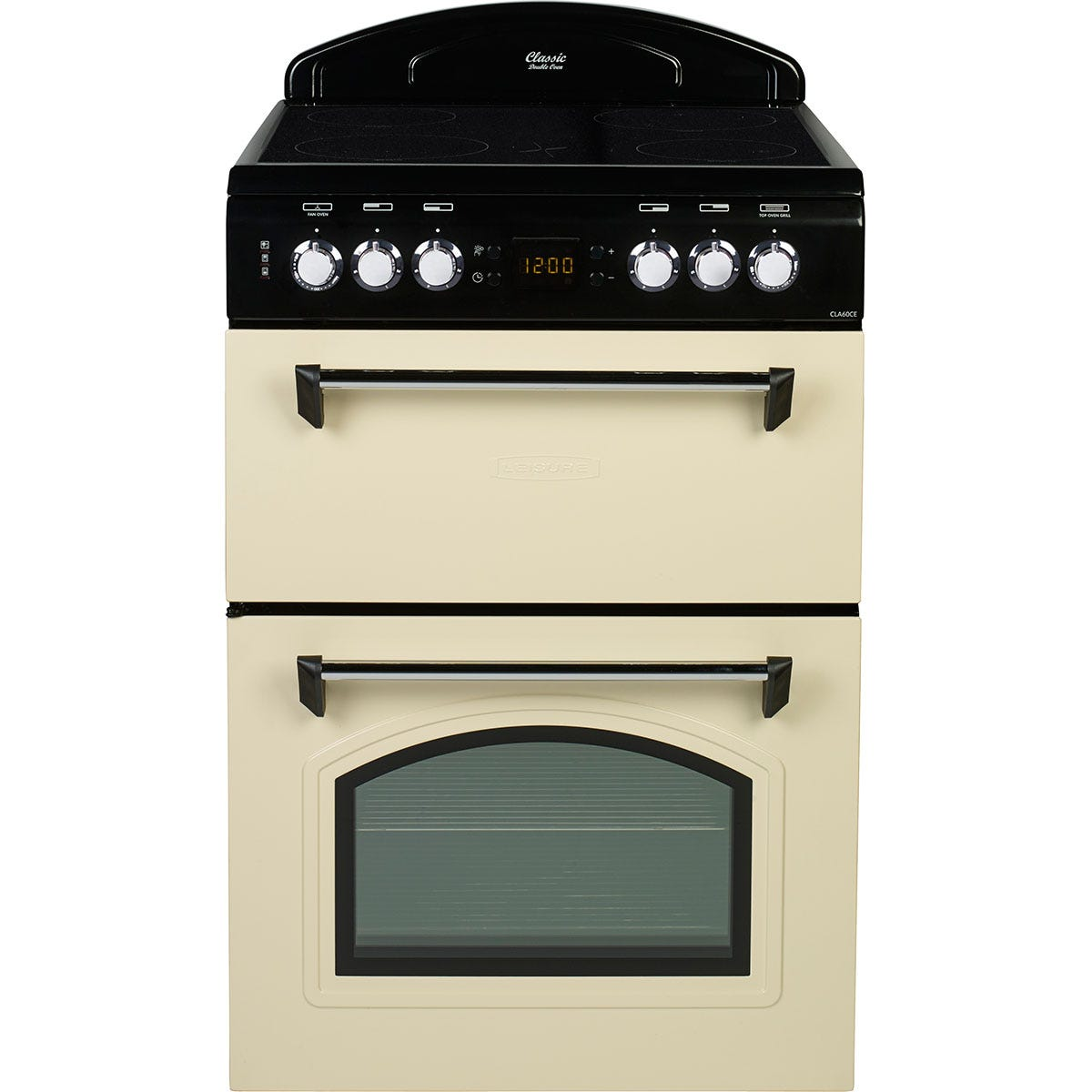 Leisure CLA60CEC Classic Range-Style 60cm Electric Cooker - Cream