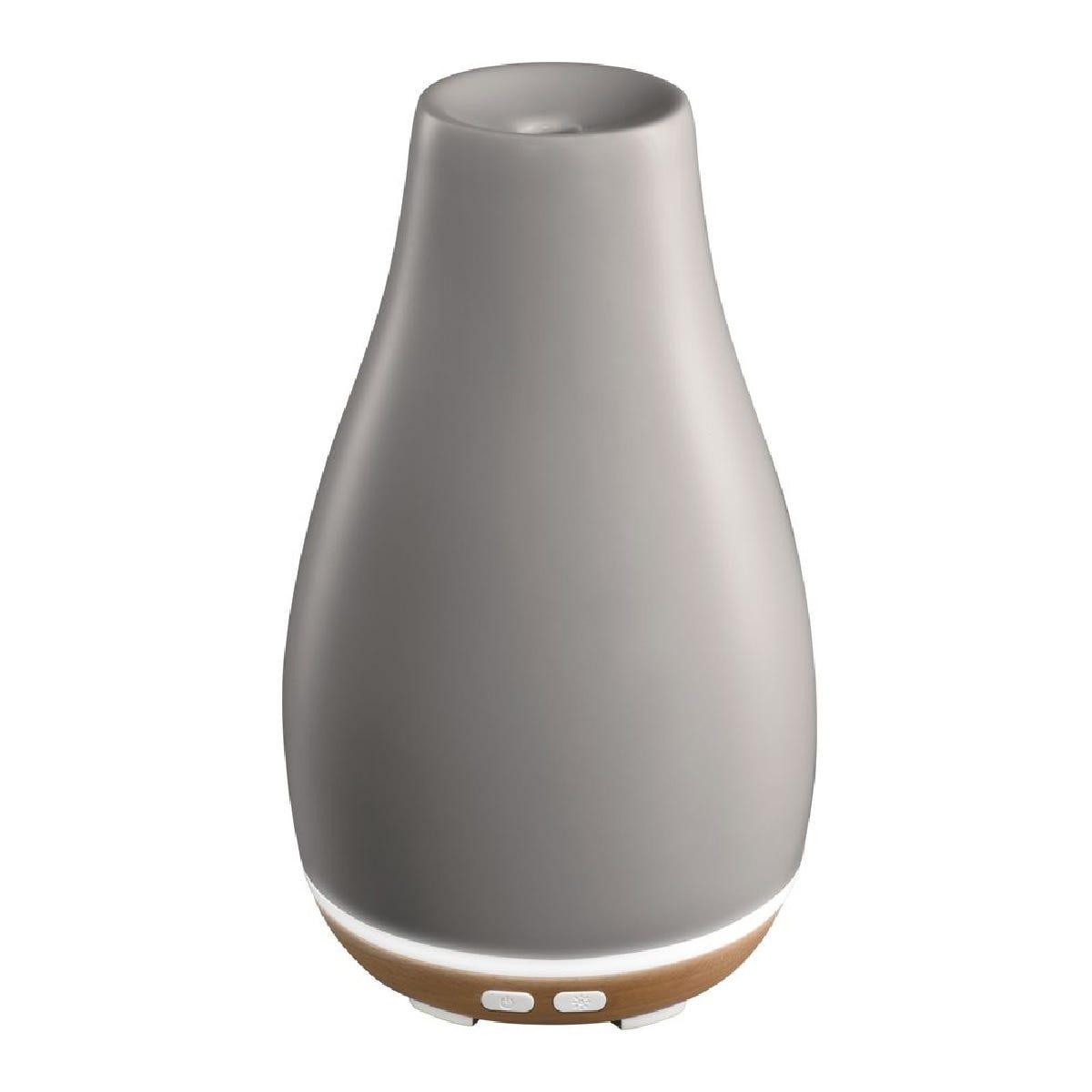 Ellia Blossom Ultrasonic Essential Oil Diffuser - Grey