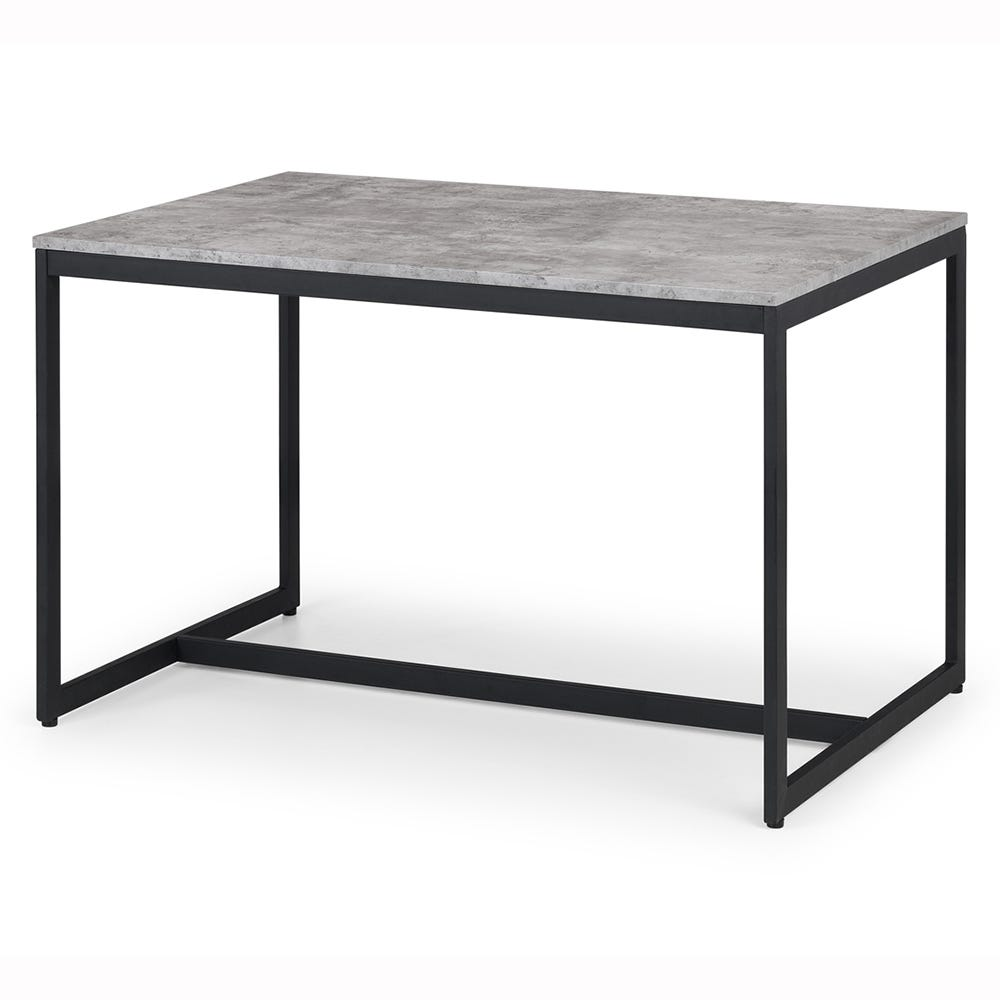 Julian Bowen Staten Concrete Dining Table