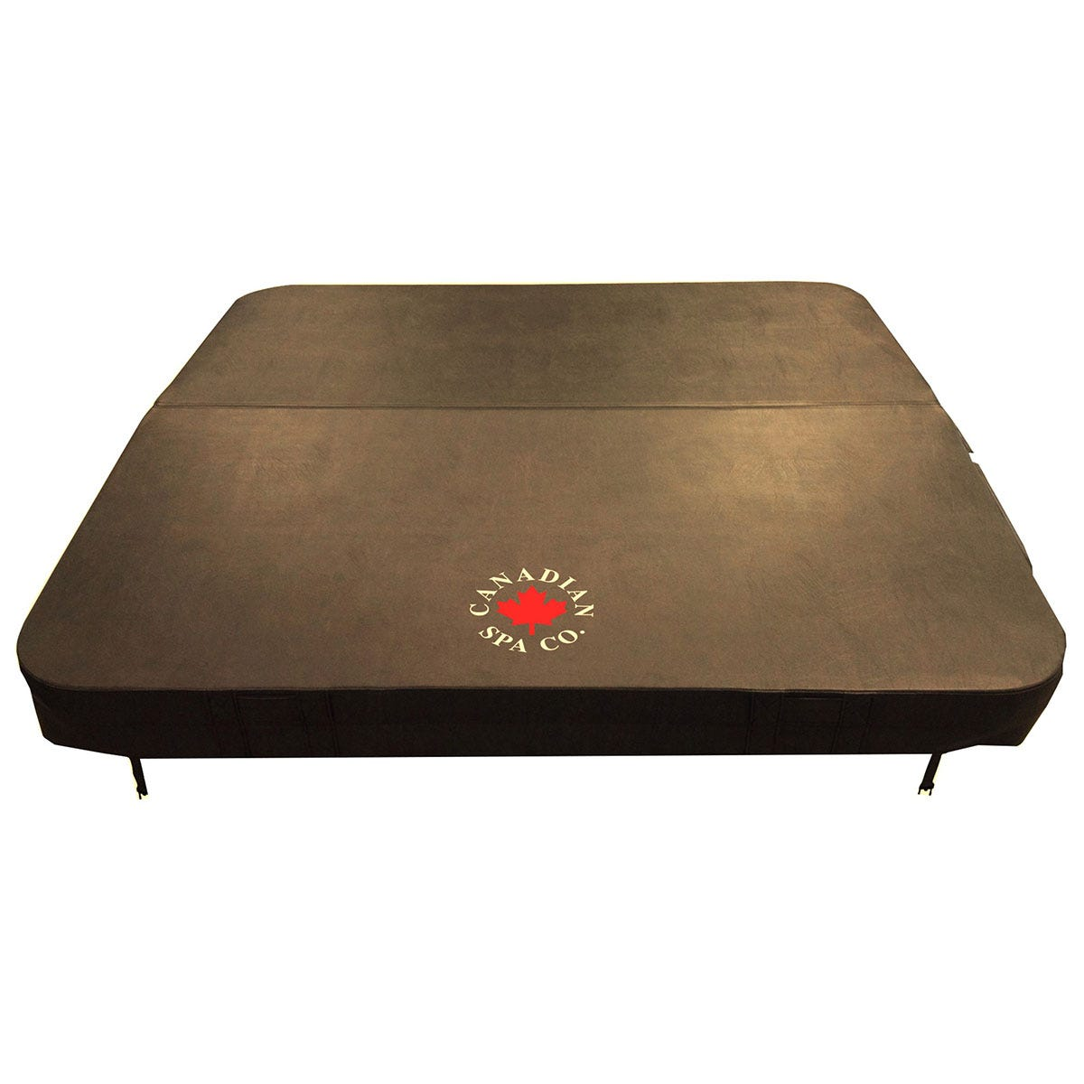 Canadian Spa Hot Tub Cover - Brown 233cm
