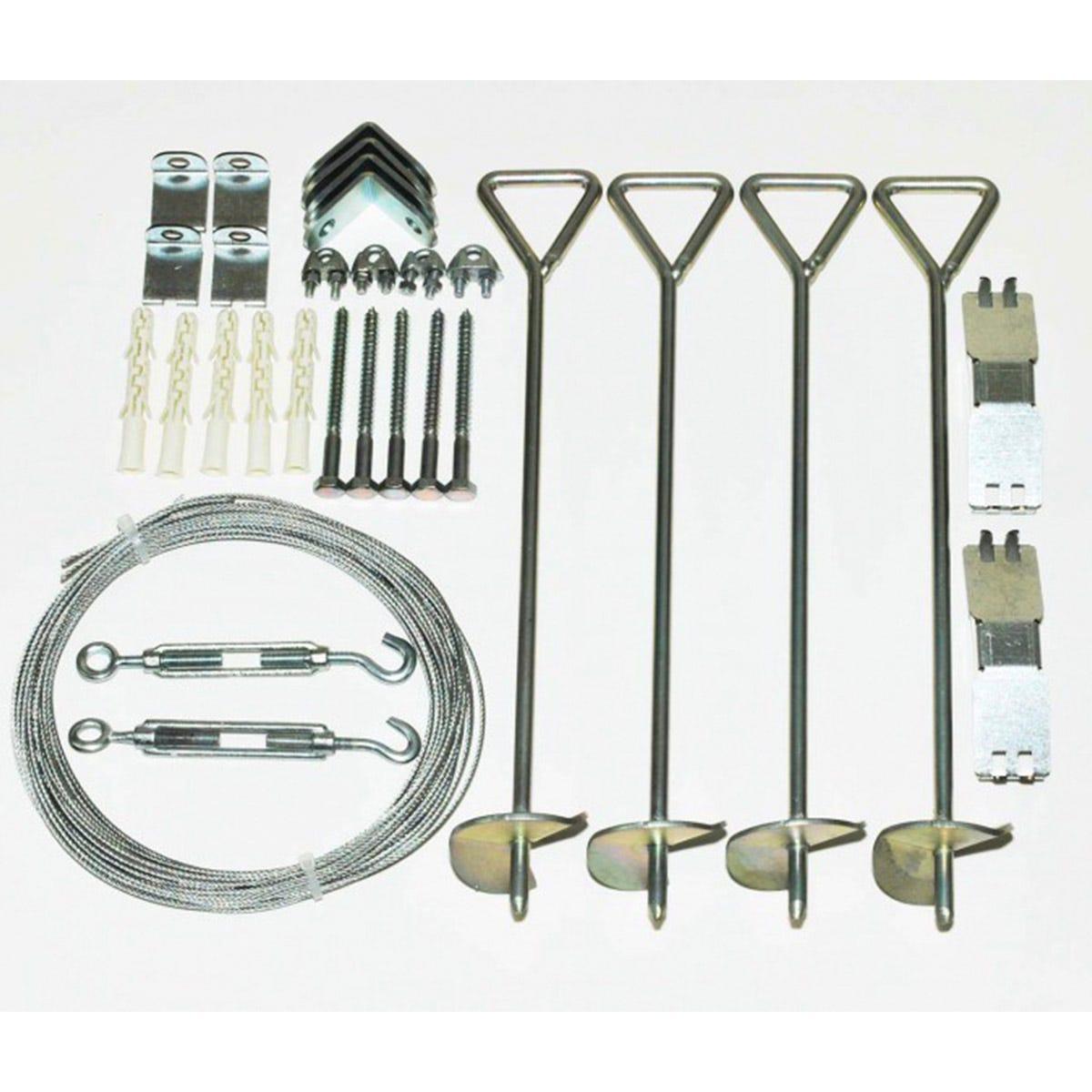 Palram - Canopia Greenhouse Anchoring Kit