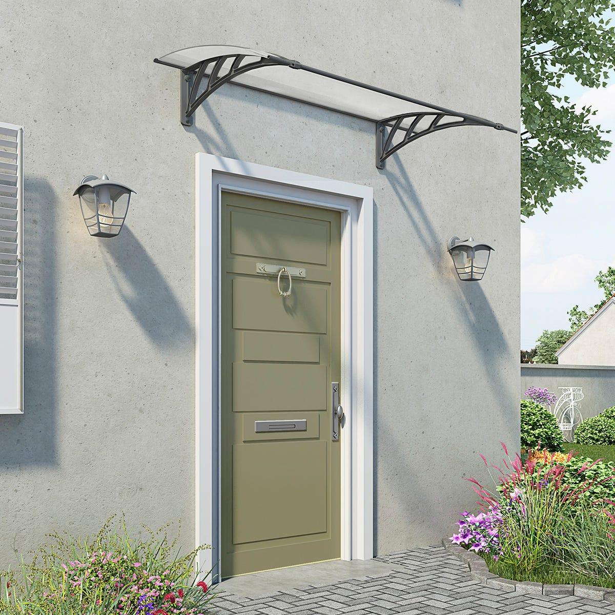Palram - Canopia Twinwall Canopy Neo 1350 - Grey