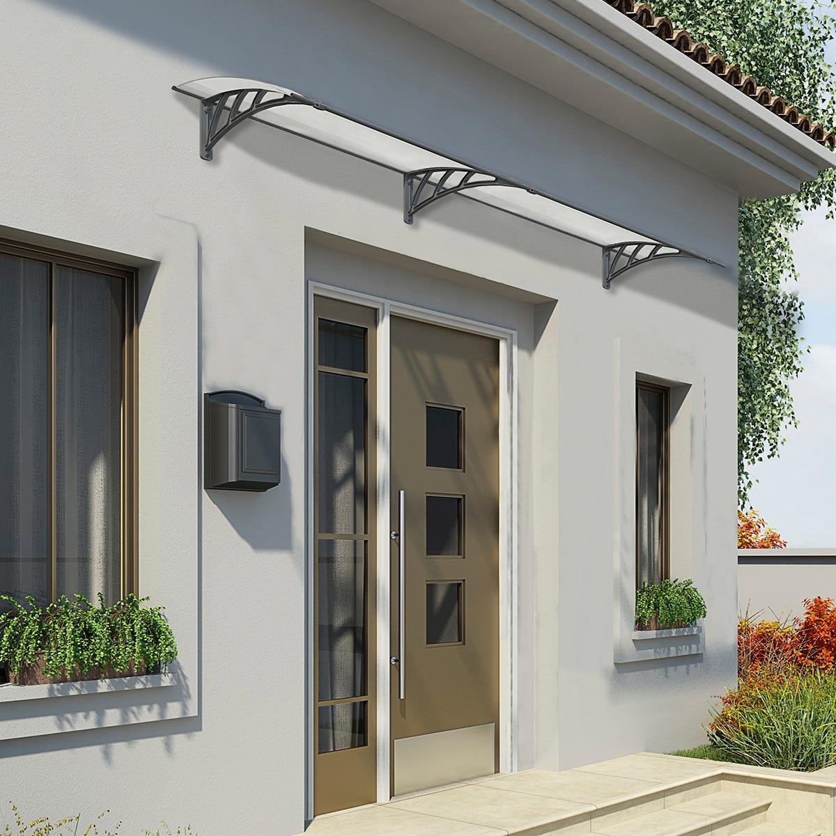 Palram - Canopia Twinwall Canopy Neo 2700 - Grey