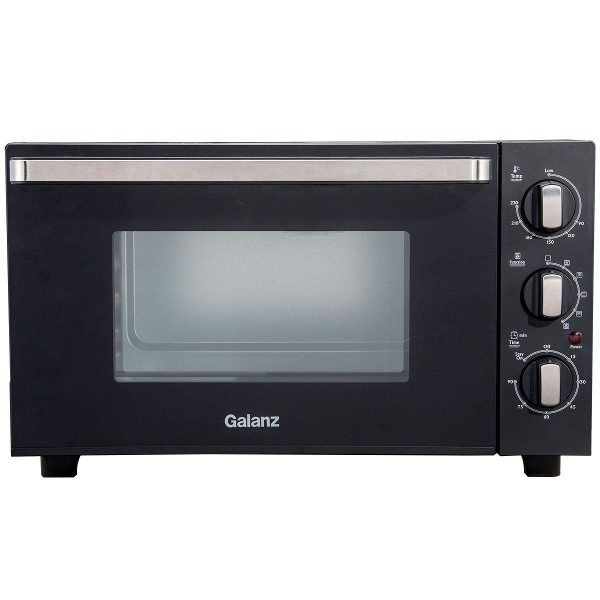 Galanz MOUK001B 30L 1500W Mini Convection Oven - Black