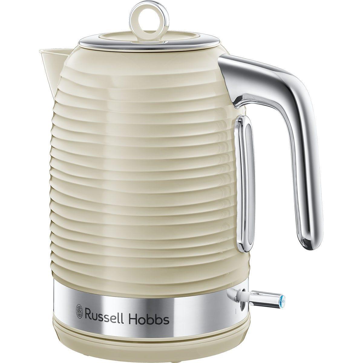 Russell Hobbs 24364 Inspire 3000W 1.7L Jug Kettle - Cream