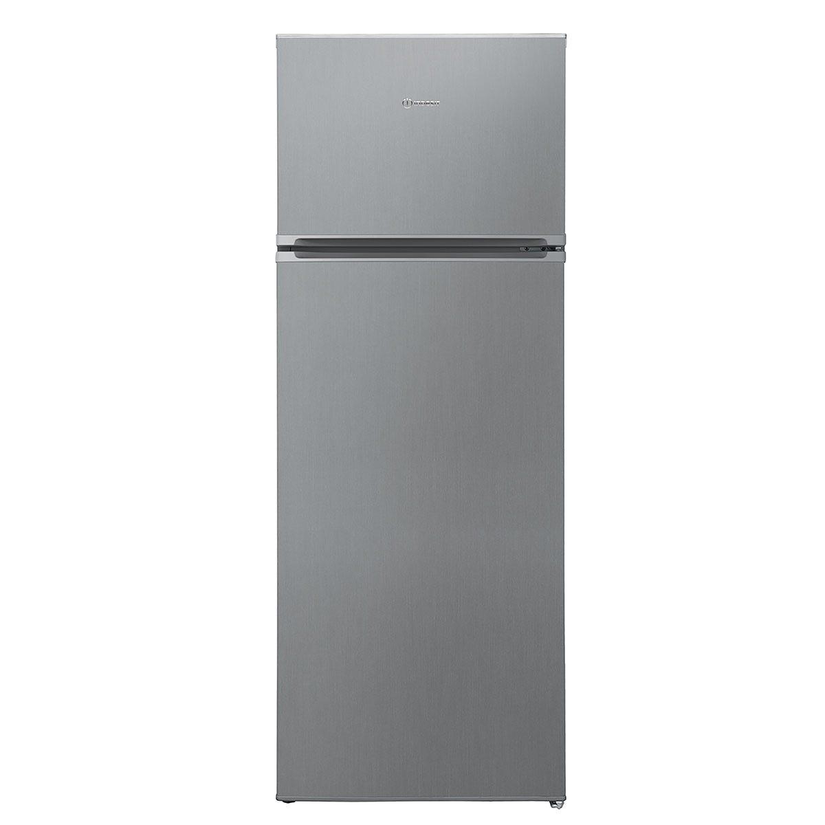 indesit i55tm4110xuk 213l fridge freezer - silver