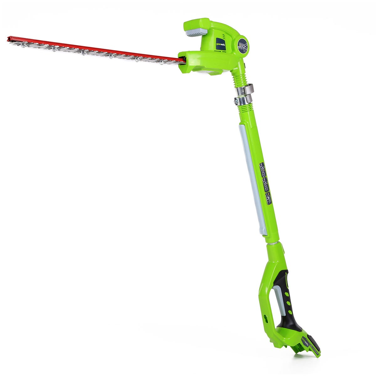 Greenworks 24v Cordless Long Reach Hedge Trimmer (Tool Only)