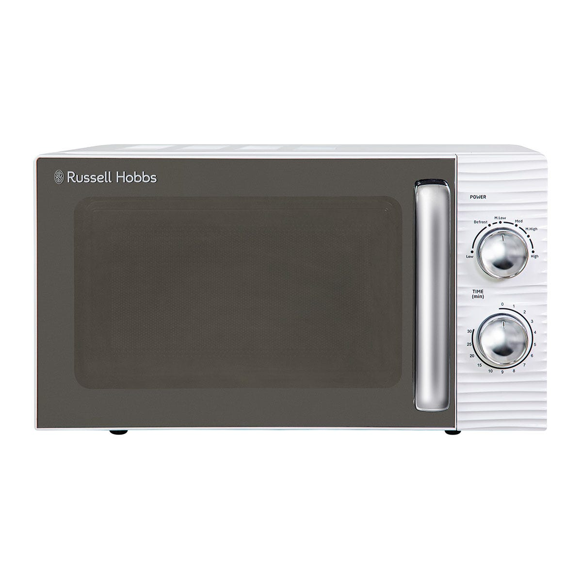 Russell Hobbs RHM1731 Inspire 700W 17L Manual Microwave - White