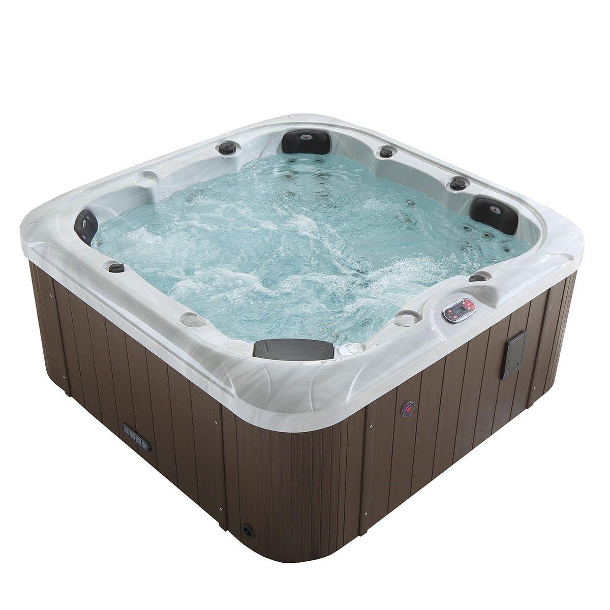 Canadian Spa Cambridge 33-Jet 5-6-Person Hot Tub
