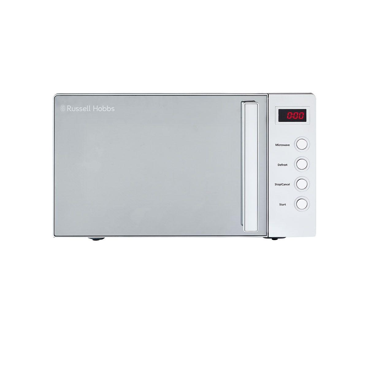 Russell Hobbs RHEM2001S-RD Easi 20L Digital Microwave - Silver
