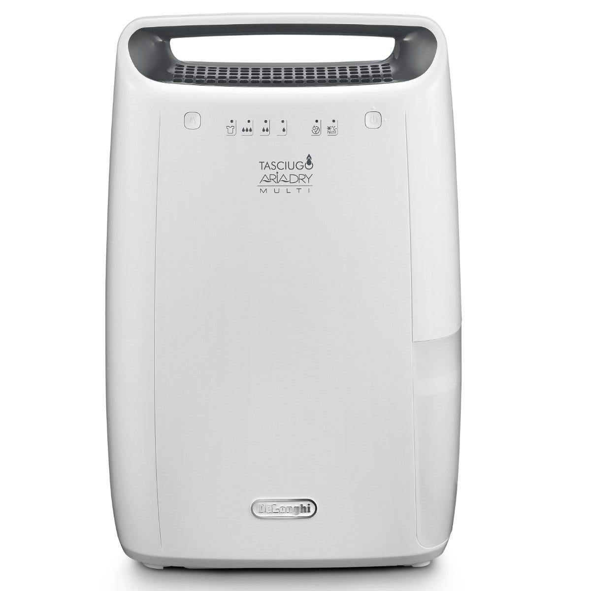 De'Longhi AriaDry Multi Dehumidifier 14L - White