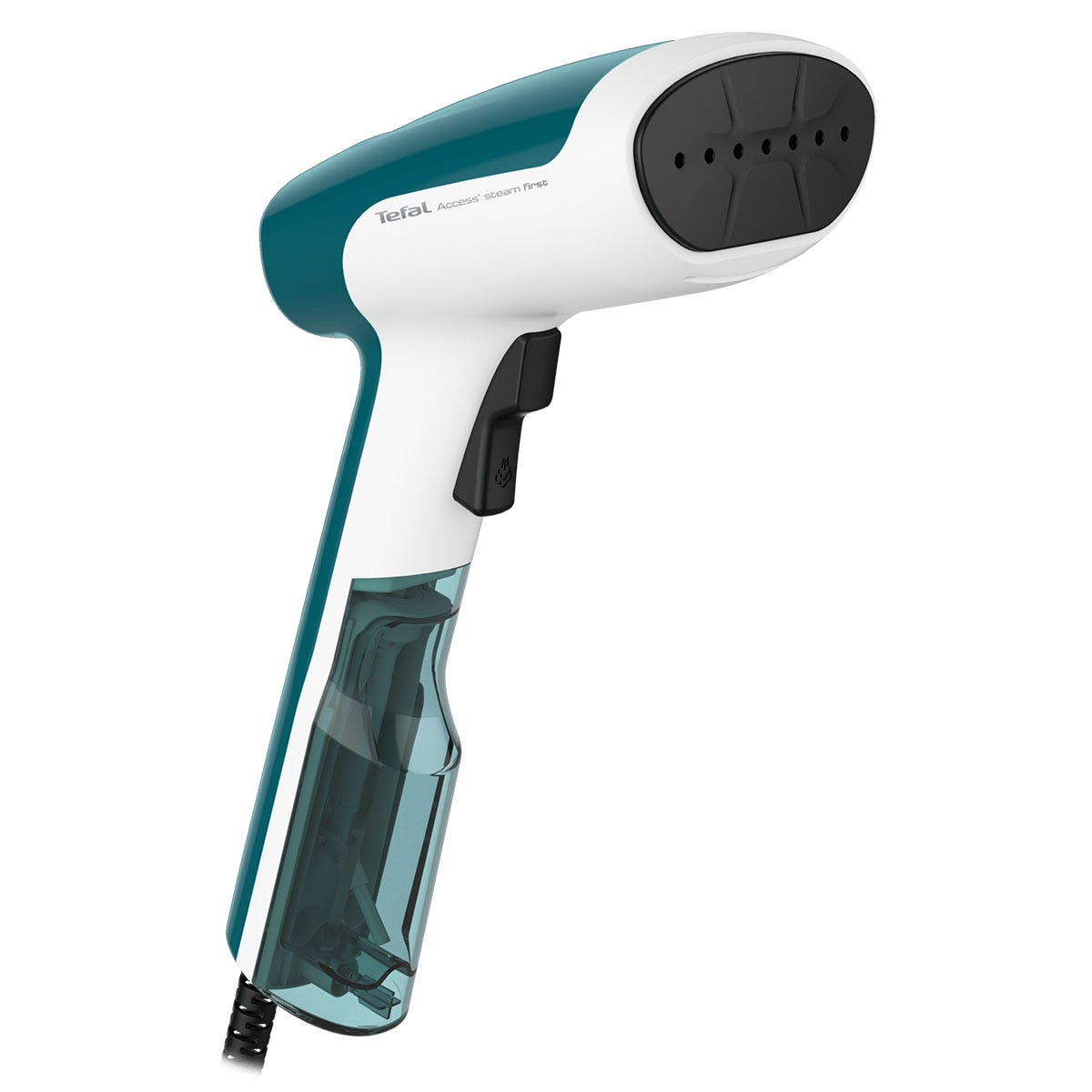 Tefal DT6131 Access Steam First DT6131 Handheld Garment Steamer - Blue and White