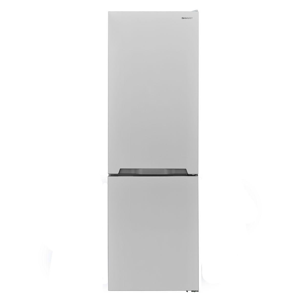Sharp SJ-BB10IMXW1-EN FS 70/30 Combi Fridge Freezer with NanoFrost Technology - White