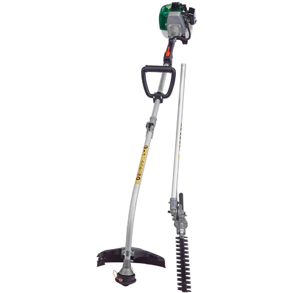 Draper 2-in-1 Petrol Garden Tool - Grass & Hedge Trimmer (33cc)
