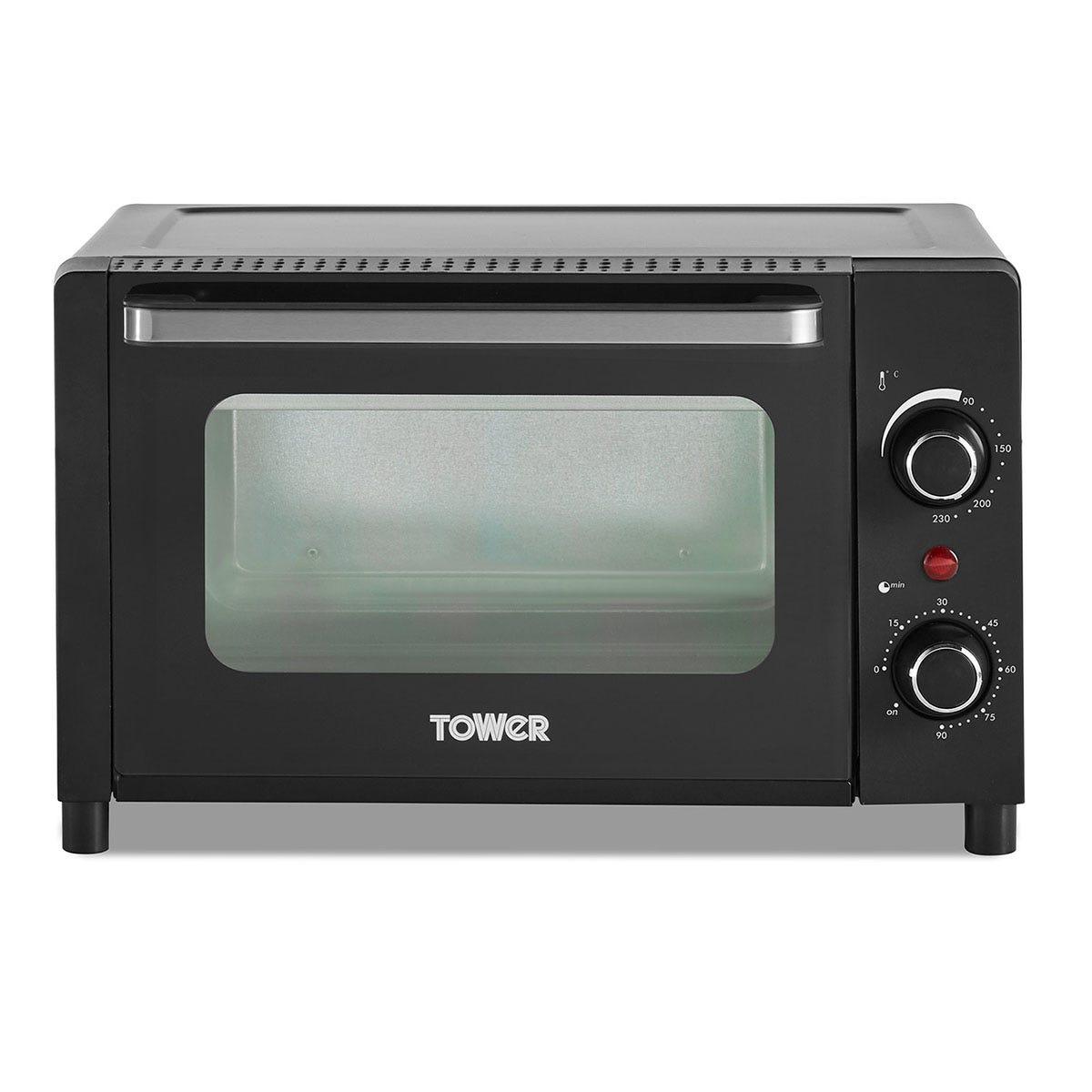Tower DYT14042 12L Mini Oven - Black