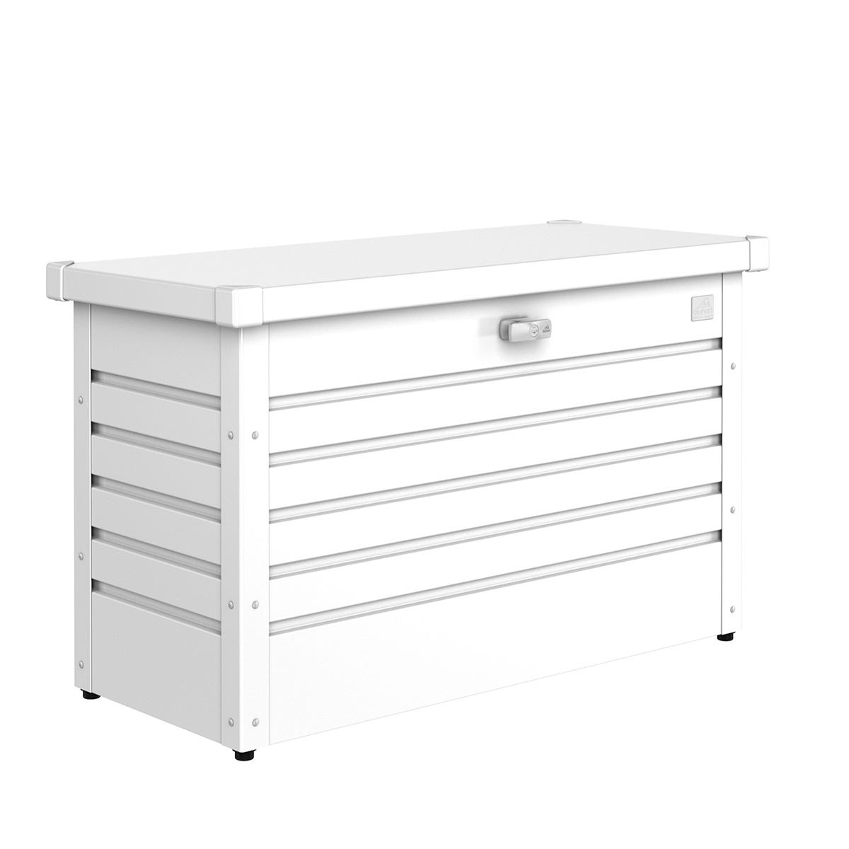 Biohort LeisureTime 3' x 1' Storage Box 100 - White