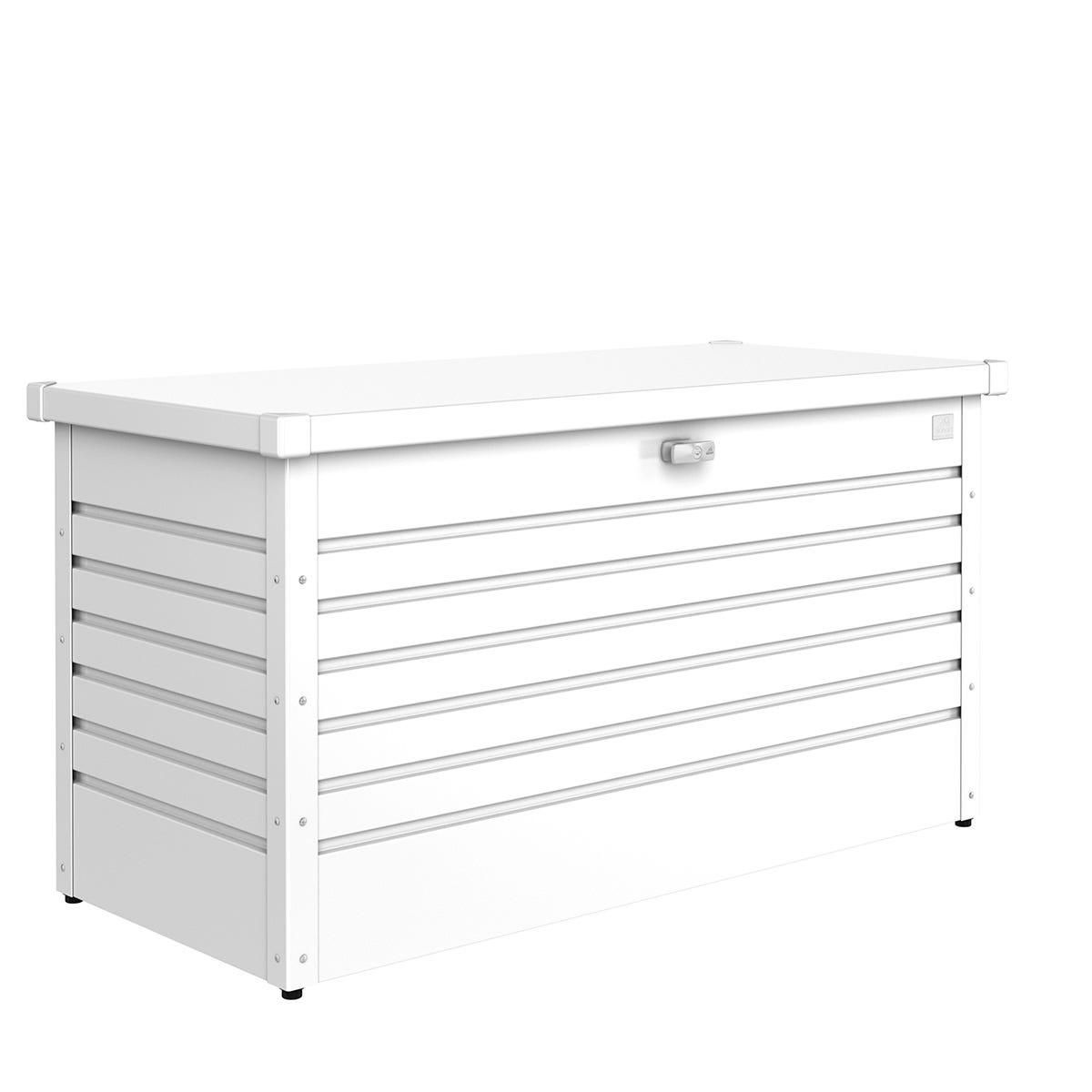 Biohort LeisureTime 4' x 2' Storage Box 130 - White