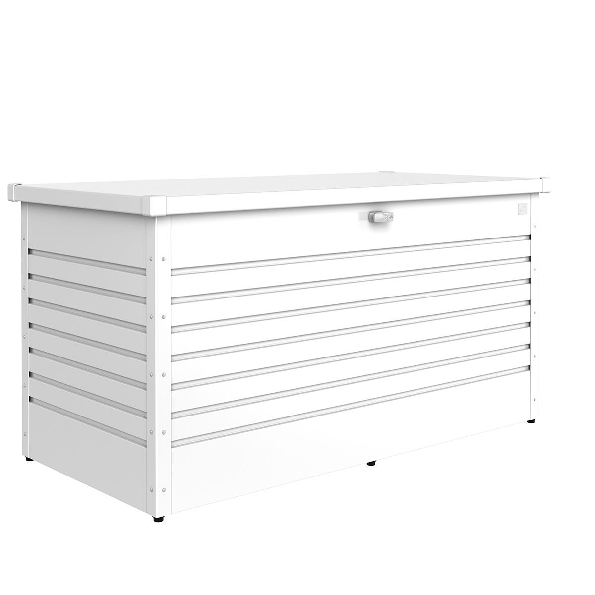 Biohort LeisureTime 5' x 2' Storage Box 160 - White