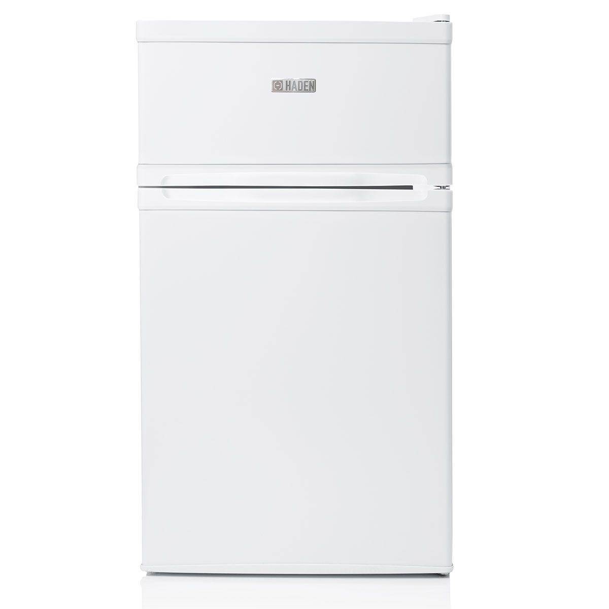 Haden HR113W 47cm Under Counter Fridge Freezer - White