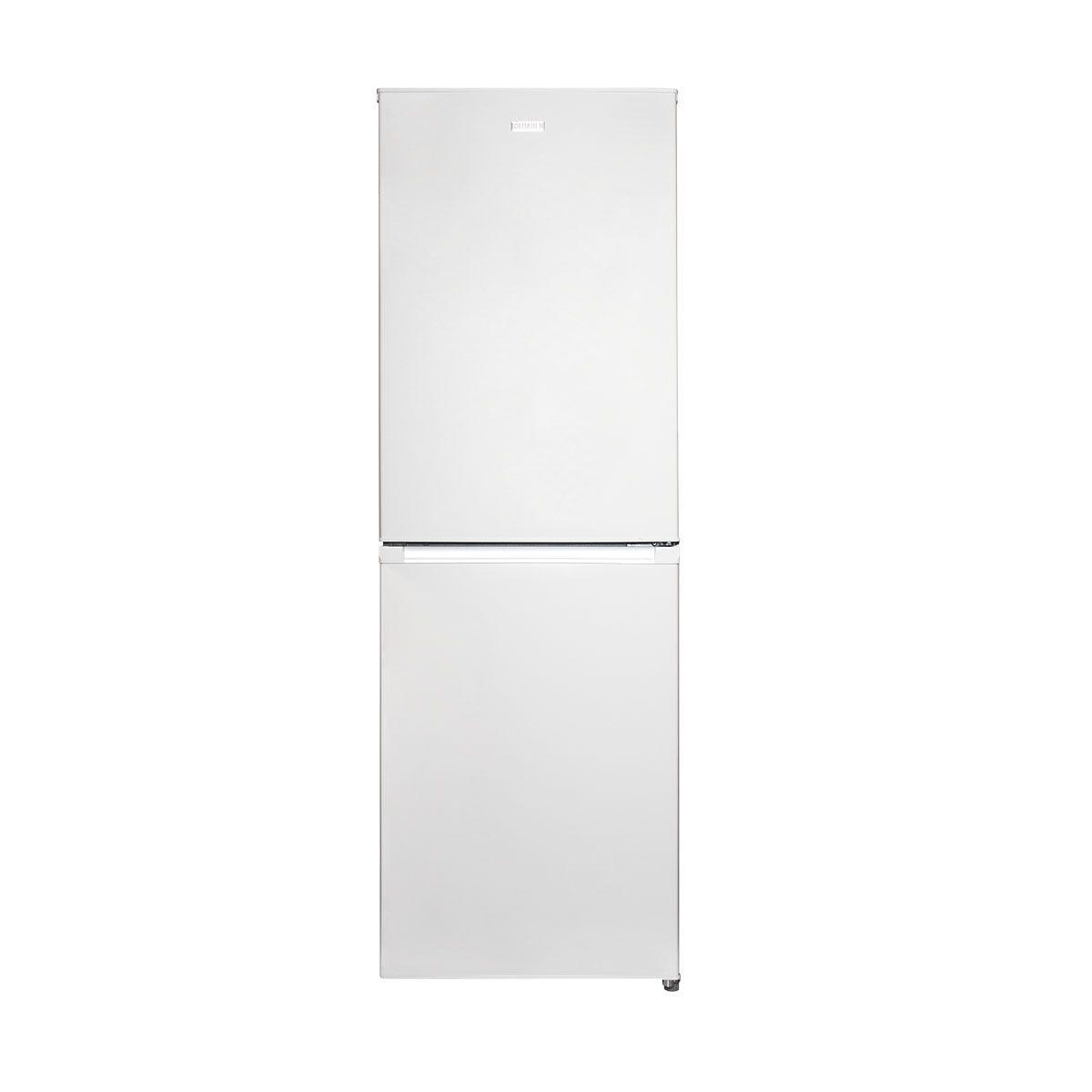 Haden HFF180W 55cm Total No Frost 50:50 225L Fridge Freezer - White