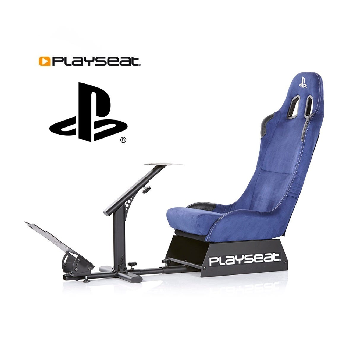 Playseat Evolution Gaming Chair - Sony PlayStation Edition