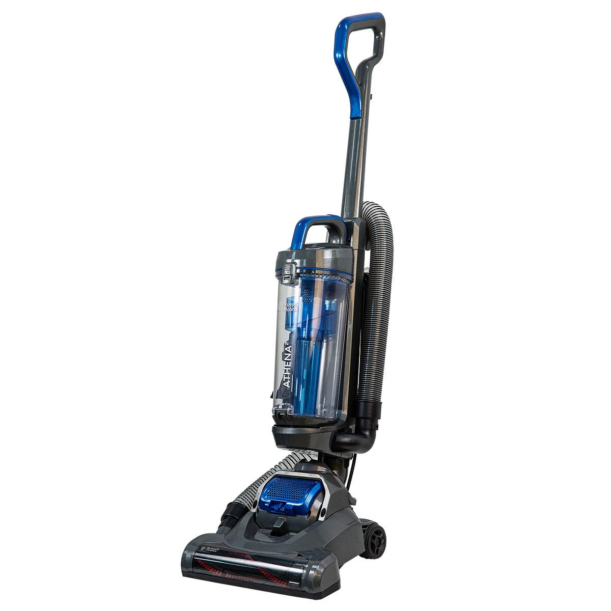 Russell Hobbs RHUV5101 Athena2 2L Upright Vacuum Cleaner - Spectrum Grey and Blue