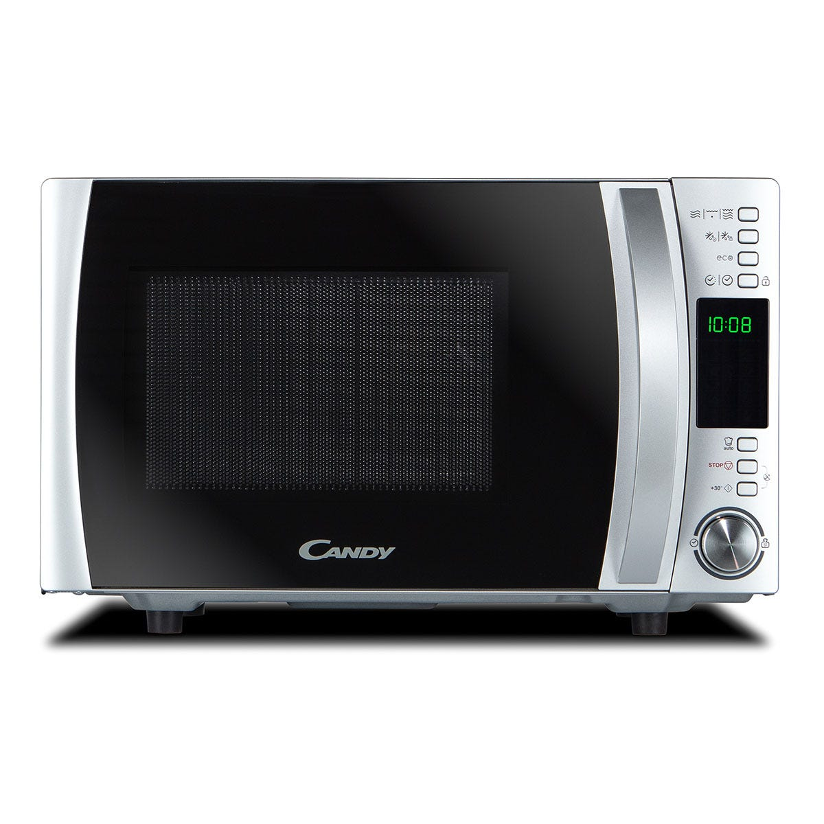 Candy CMXG25DCS 900W Freestanding Digital 25L Microwave and Grill - Silver
