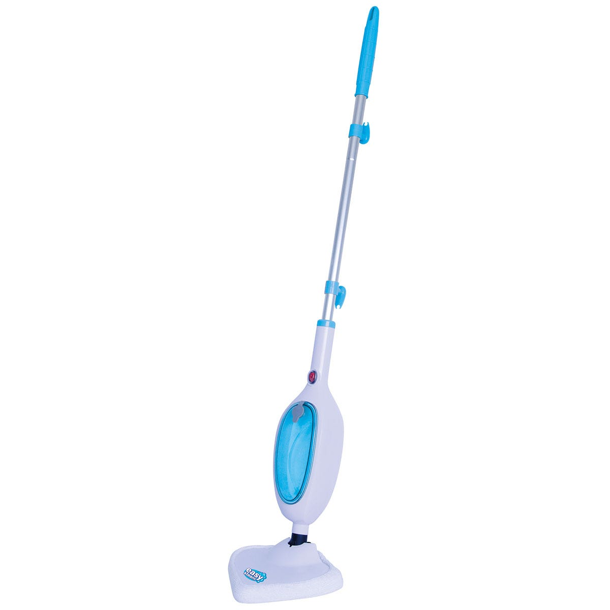 Easy Steam D7149 Upright Steam Mop 1300W Cleaner - White and Blue