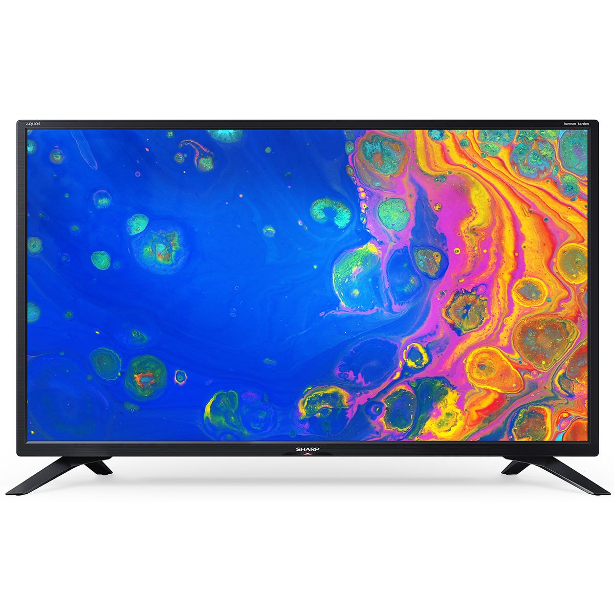 Sharp 1T-C32BC4KH2FB 32 Inch HD Ready LED Smart TV with Freeview Play