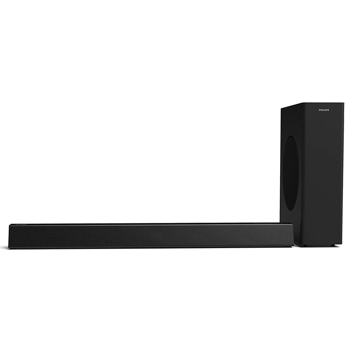 Philips 160W RMS Soundbar - Black