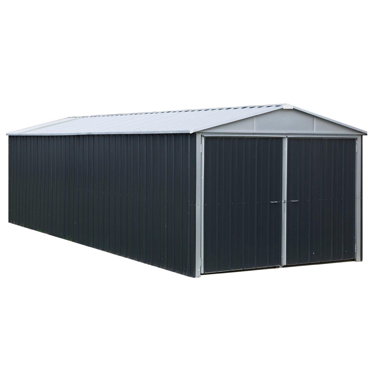 Yardmaster Metal Garage 10 x 17ft