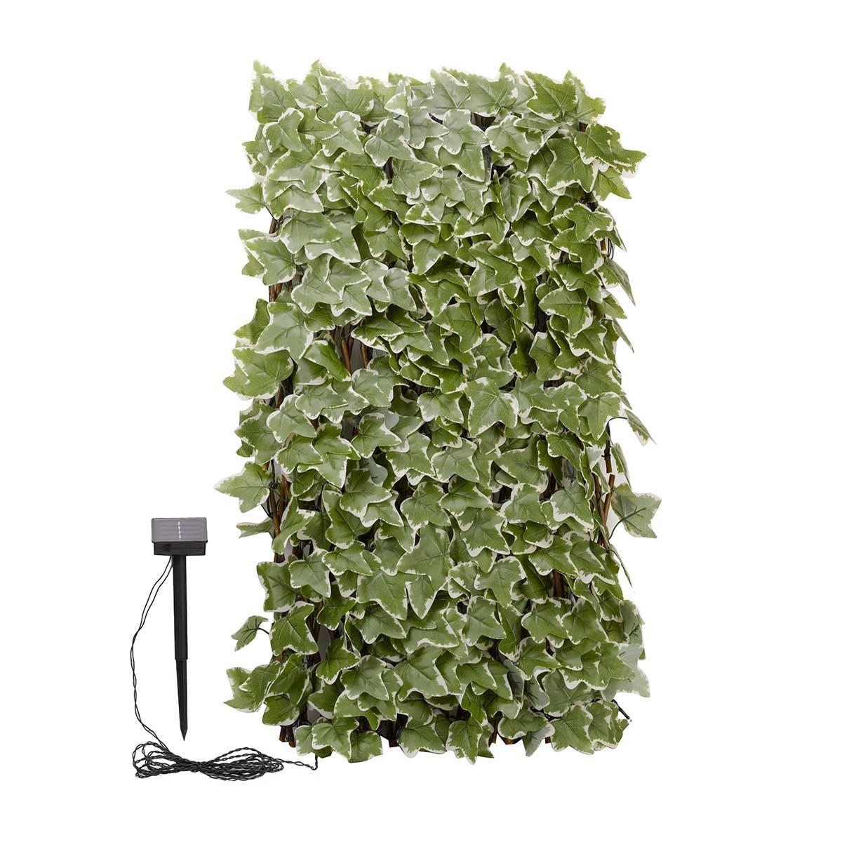 Smart Garden Solar Light-up Ivy Trellis