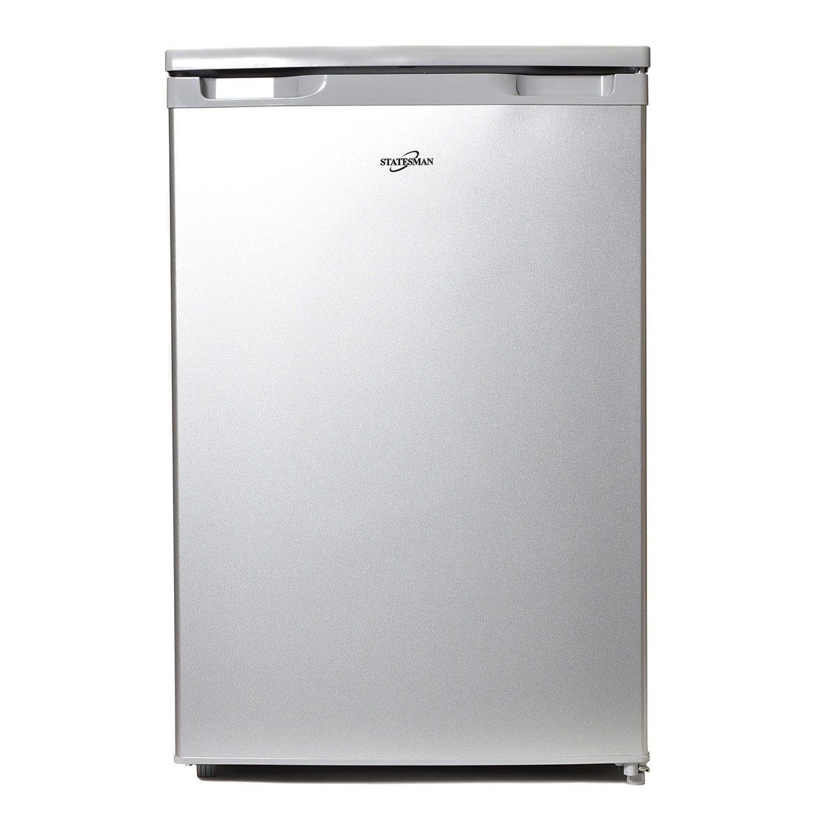 Statesman U355S 55cm Under Counter Freezer - Silver