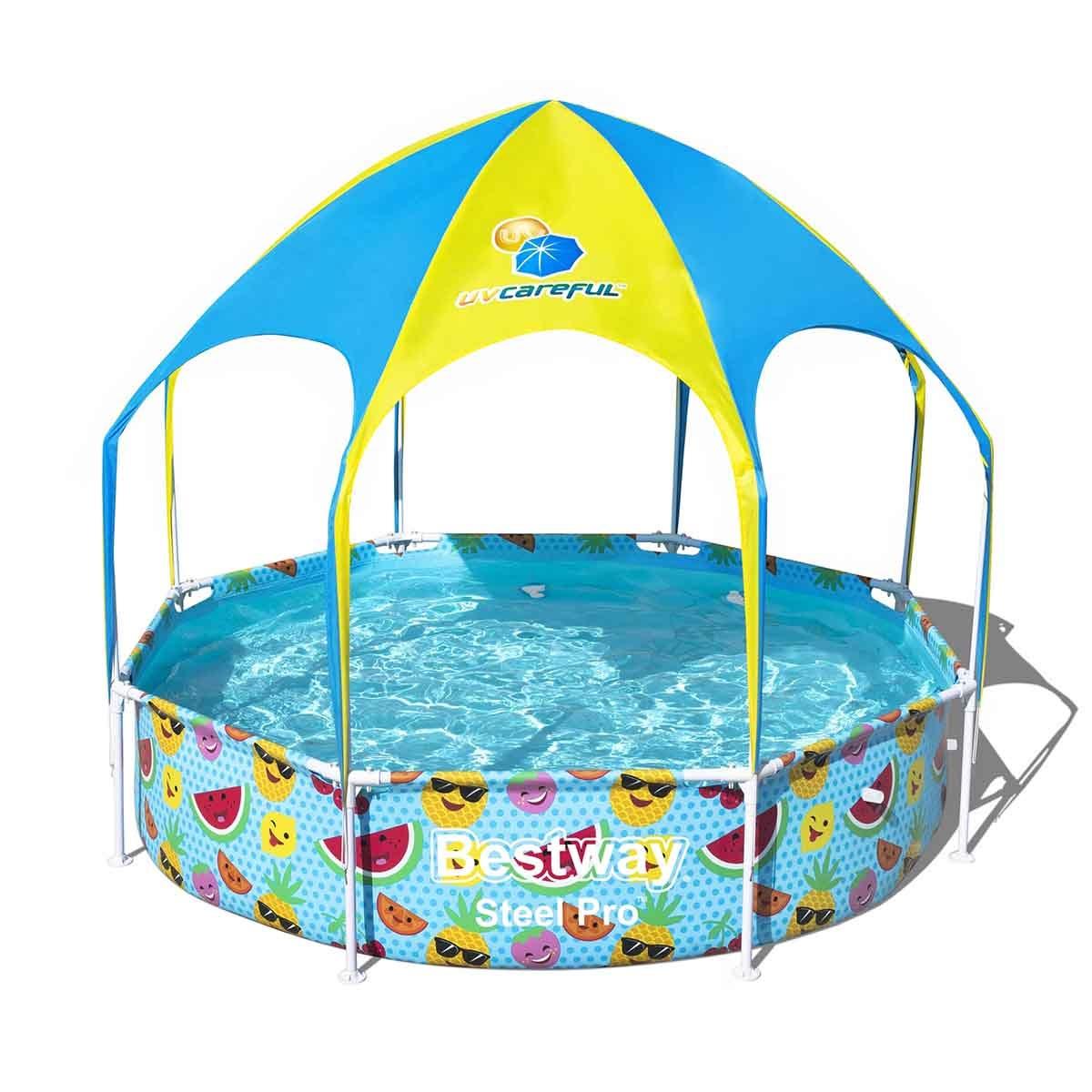 Bestway Splash-In-Shade Paddling Pool