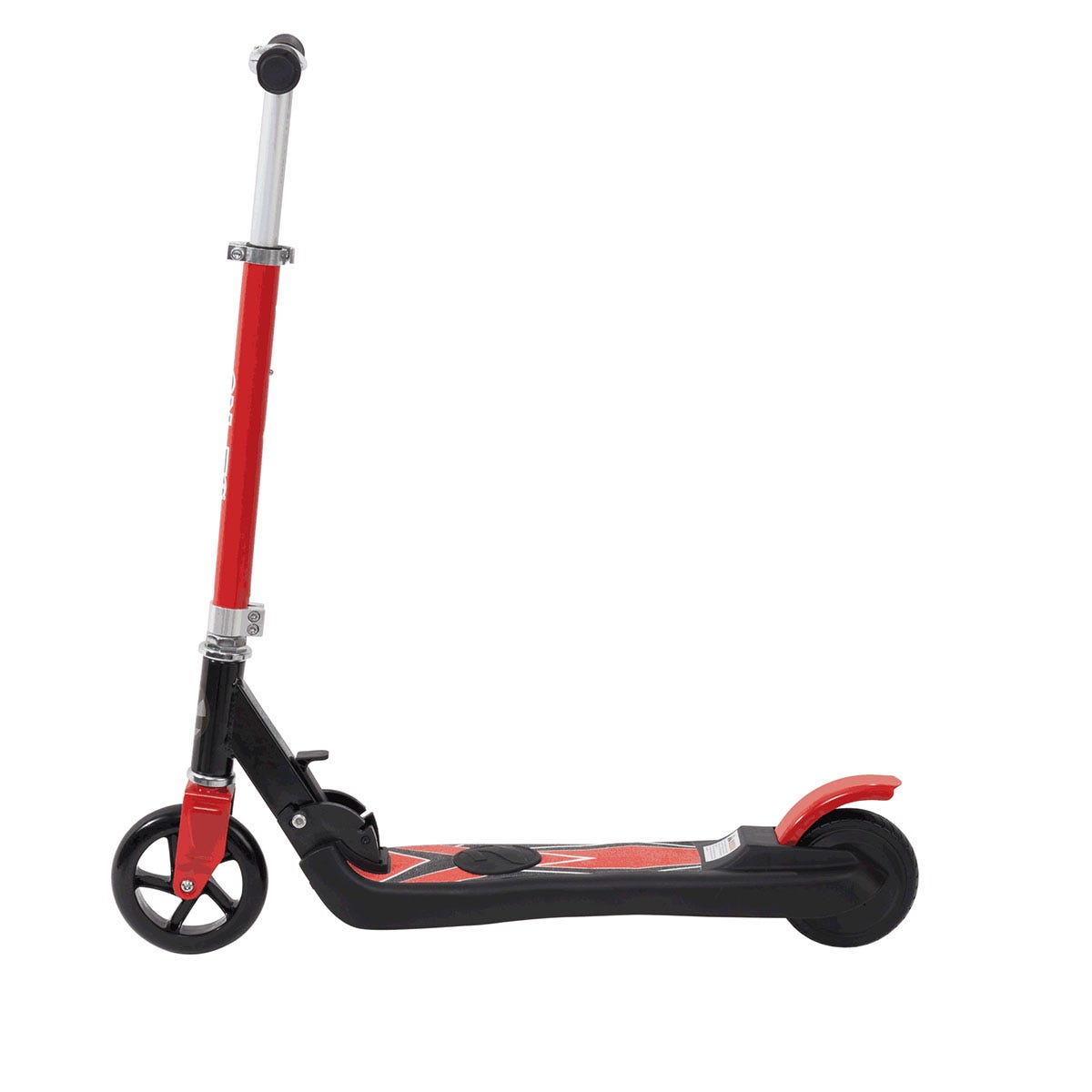 Zinc E4 Electric Scooter - Red