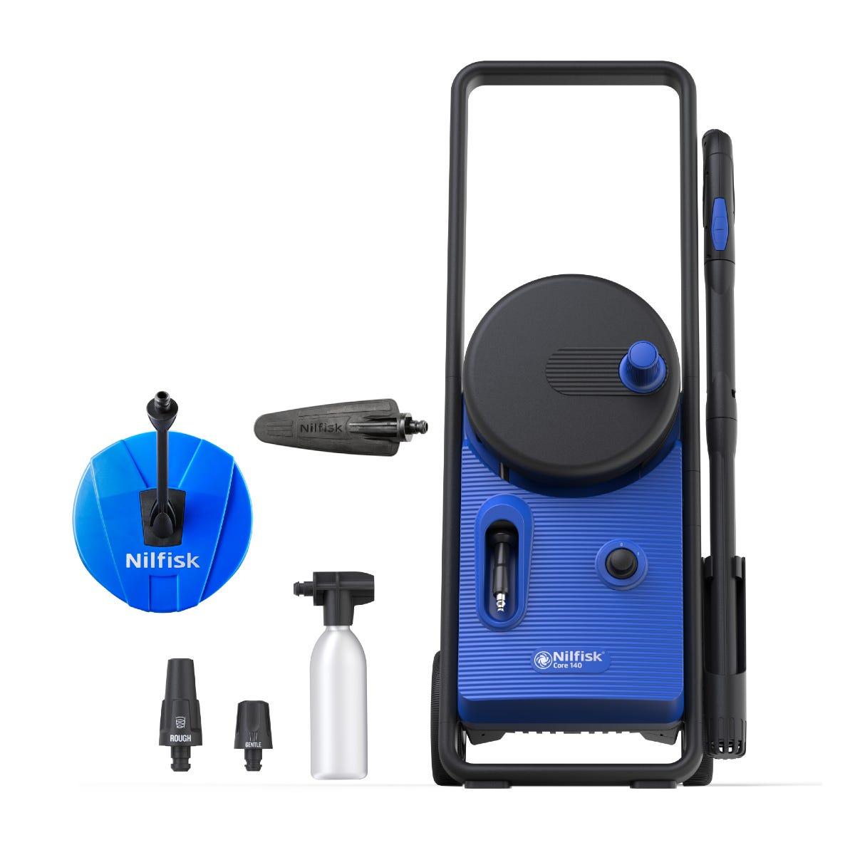 Nilfisk Core 140-8 Home Pressure Washer - 1800W