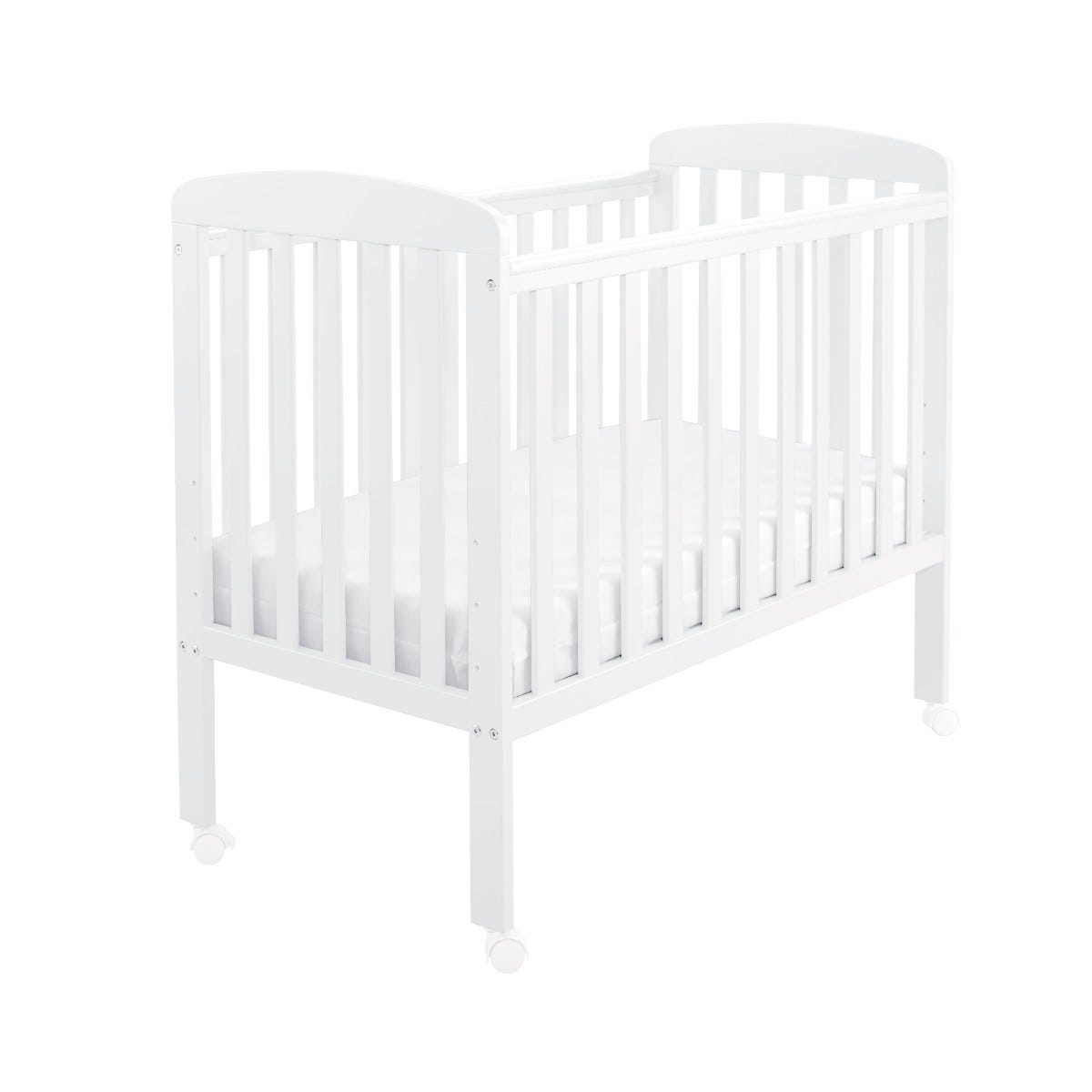 Babymore Space Saver Cot White